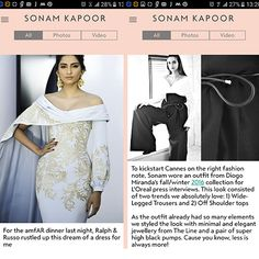 Sonam Kapoor App: 9 Reasons to Not Download it After the Kardashians (Kim, Khloe, Kortney), Jenners (Kendall and Kylie), Justin Beiber and Taylor Swift, the next in line to download her personal fa...  #AppReview #bollywood #celebstyle #fynd #happyfynding #hollywood #kendallJenner #KhloeKardashian #KimKardashian #KourtneyKardashian #Kyliejenner #onlineshopping #shopping #sonamkapoor #stylists #thecloset
