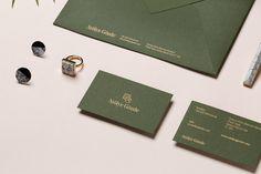Atolye Gozde Branding by Studio Frames http://mindsparklemag.com/design/atolye-gozde-branding/
