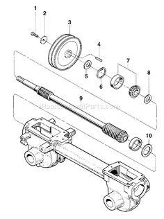 Mower steering shaft replacement craftsman riding lawn mower troy bilt 12210 bronco rototiller schematics page b fandeluxe Choice Image