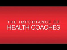 The Importance of Health Coaches | Integrative Nutrition - YouTube #integrativenutrition #healthcoach
