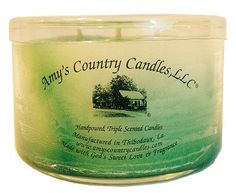 Amy's Country Candles® Eucalyptus Spearmint 14 oz. Candle Bowl™ is a refreshing candle blend of Eucalyptus, sweet Spearmint, and Lime. Perfect for a hot Summer day when you need a little relaxation in your home! #eucalyptus #spearmint #lime #candle #candles #beauty #spa #beautyandspa #home #decor #house #shop #today #shoponline #home #accents #aromatic #fragrance #scent #amyscountrycandles
