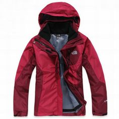 Cheap Women The North Face Hyvent Jacket Wine Red uk http   www. 0fab4aadd8e2
