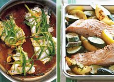 quick fish dishes