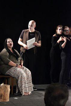 L'ECCEZIONE E LA REGOLA - liberamente tratto da Bertolt Brecht