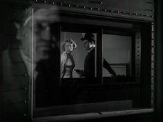 """El Tren de la Muerte"" (""The Narrow Margin"", 1952). Dir.  Richard Fleischer. Stars:  Charles McGraw, Marie Windsor, Jacqueline White."