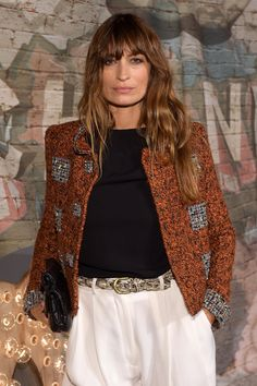 Karl's Girl Squad: 18 Beauty Stars Who Rule the Front Row at Chanel