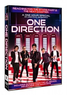 """ALL NEW! One Direction: """"Reaching for the Stars, Part 2 the Next Chapter"""" (2014)   Jerry's Hollywoodland Amusement And Trailer Park"""