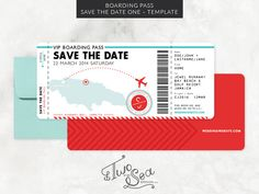 Boarding Pass Invitation Template Free PSD Format Download - Wedding invitation templates: wedding invitation ticket template