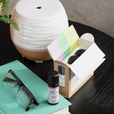 Diffuse your way to a different state of being through the soothing and uplifting scents of essential oils.