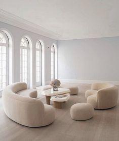 Dream House Interior, Dream Home Design, House Design, Interior Design Inspiration, Home Interior Design, Interior Architecture, Sofa Design, Furniture Design, Office Furniture