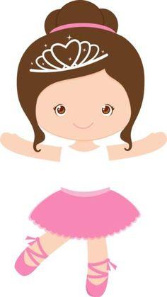 Bailarinas princesas - Minus: