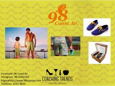 EXPOSITOR / Vestidos de baño de hombre Coaching Trends
