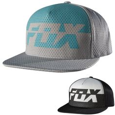 Fox Racing Identified Women's Ladies Cap Baseball Casual Hat