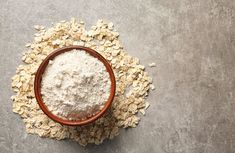 Le son d'avoine : un allié minceur Raisin Cookie Recipe, Oatmeal Raisin Cookies, Sin Gluten, Oat Flour Recipes, Rice Substitute, Oat Groats, Baked Oats, Fiber Diet, Gluten Intolerance