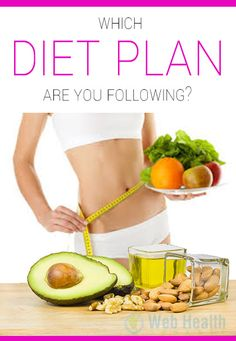 There are many weight loss plans, but each is different. #diet