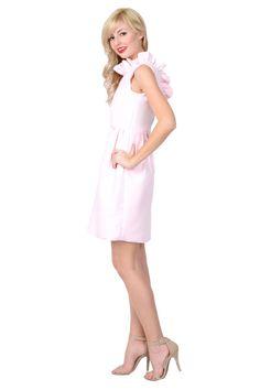 Go Go Dress in Peony Pink | Camilyn Beth