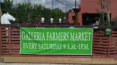 Galleria Farmers' Market The West End Houston