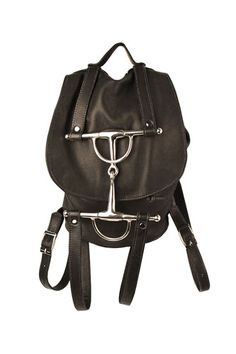 Horse+Nail's Splurge-Worthy Backpack Adds Giddyup To Your Casual Look #refinery29