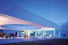 Casa de huespedes | Augusto Quijano arquitectos