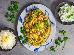 This Creamy Indian-Spiced Cauliflower Is Light Enough for Summer | Serious Eats