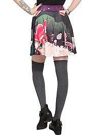 HOTTOPIC.COM - Disney Alice In Wonderland Skirt