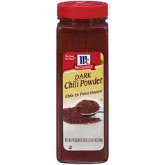 McCormick Dark Chili Powder, 20 oz: This blend of chili peppers and spices gives a deep rich flavor and color to Southwestern chili, tacos, and beans. Use to season chicken or beef before roasting or grilling. Best Dry Rub Recipe, Dry Rub Recipes, Rib Recipes, Roast Recipes, Smoker Recipes, Healthy Recipes, Smoked Pork Shoulder, Pork Shoulder Roast, Vegetarian Quinoa Chili