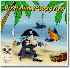 Piraten & Papageien