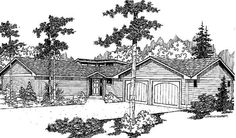 House Plan chp-19153 at COOLhouseplans.com