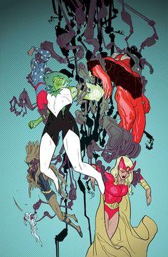 Convergence Infinity Inc. Comic Issue 1 Modern Age First Print 2015 Ordway DC Free Comic Books, Comic Book Covers, Comic Books Art, Book Art, Rip Hunter, Green Lantern Corps, Dc Comics, Aquaman, Gotham