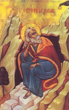 elijah on mount carmel voice of the spirit | The Still Small Voice: Elijah on Mount Horeb (1 Kings 19) | The Left ...