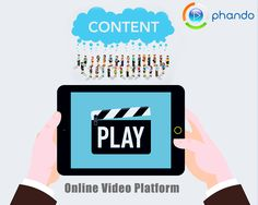 The power of  audio video content gets new dimension with evolving online video platforms with rich features. Industries like entertainment, sports , educational institutions, aviation, healthcare are now exploring and leveraging the online video platforms. Here is a crisp blog on Evolution of Online Video Platforms : http://www.phando.com/home/evolution-of-online-video-platforms/