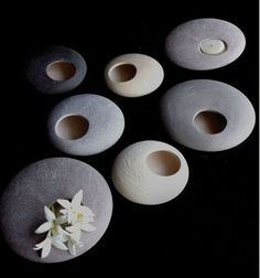pebble inspired ceramics - Google Search