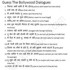 bollywood games for parties - Google Search