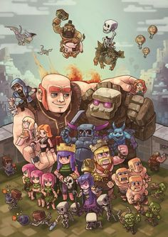Clash Games provides latest Information and updates about clash of clans, coc updates, clash of phoenix, clash royale and many of your favorite Games Coc Clash Of Clans, Clash Of Clans Hack, Clash Of Clans Free, Desenhos Clash Royale, Amoled Wallpapers, Clash On, Art Graphique, Anime, Star Wars