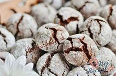 Silně čokoládové CRINKLES