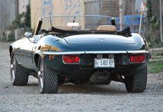 1974 Jaguar E-Type XKE Series III V12 OTS Roadster for sale