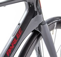 PARLEE Cycles | RZ7 LE Carbon Road Bike, Bottom Bracket, Brake Calipers, Carbon Fiber, Golf Clubs