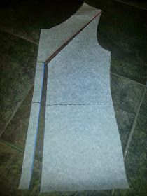 Tiinan tekemää: Fba eli kaavan muokkausta isorintaiselle Sewing Hacks, Sewing Tips, Sewing Ideas, Pattern Making, Diy Clothes, Projects To Try, How To Make, Handicraft Ideas, Patterns