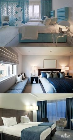 The Different Types Of Curtains For Bedroom - http://interiordesign4.com/different-types-curtains-bedroom/