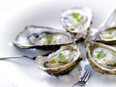 www.oesterkoning.nl www.oesterman.nl Oesters met witte wijndressing! BAM!