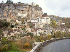 Rocamadour, Causses du Quercy, Lot