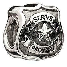 Serve & Protect - Beads - Jewelry - Chamilia