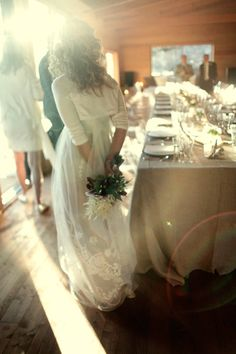 Suzanne Dimma's Cottage Wedding | photo Andreas Avdoulos | House & Home