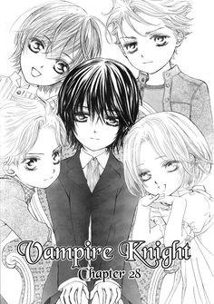 Vampire Knight - MANGA - Lector - TuMangaOnline