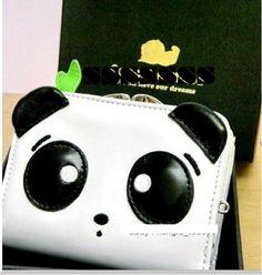 CUTEE Panda Wallet :D | LUUUX