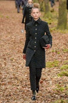Chanel Autumn/Winter 2018 Ready To Wear   British Vogue