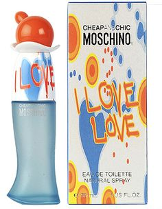 Cheap & Chic I Love Love Moschino perfume - a fragrance for women 2004