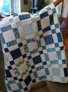 Sea of Squares QAL complete list of links. The author writes excellent tutorials.