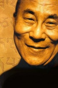 """""""We need to think of each other as true brothers and sisters, concerned for each other's welfare.""""–The Dalai Lama."""