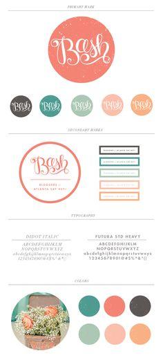 bash logo and branding || www.pinegateroad.com